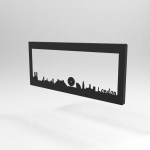 Διακοσμητικό Κάδρο Τοίχου Skyline London